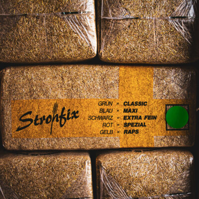 STROHFIX Classic Einstreu Roggen/Weizenstroh