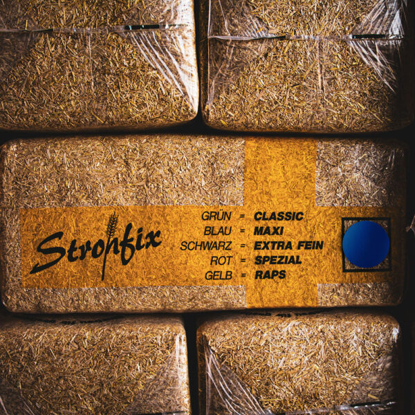 STROHFIX Spezial Einstreu Roggen/Weizenstroh